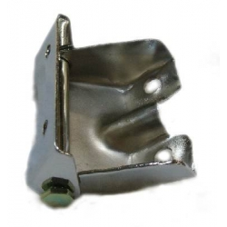 Dax chrome plated seat bracket - hinge