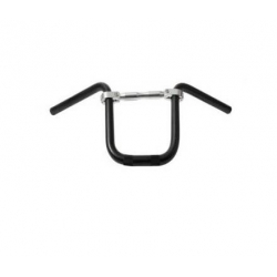 Handle bar AC 210mm with brace silver