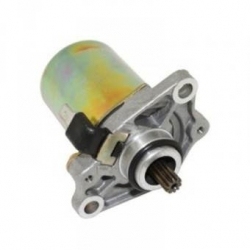 Electric starter for Piaggio Purejet injection engine