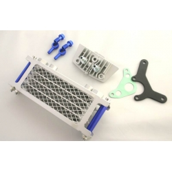 4 layers universal oil cooler set for Honda Dax Monkey Cub and Skyteam Singa PBR