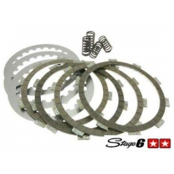 Clutch kit by Stage 6 for AM6 engine