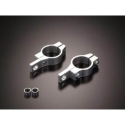 supports clignotant alu cnc G-Craft 31mm