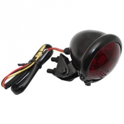 Taillight look cafe racer leds Ø50mm