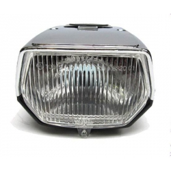 Headlight chrome plated for Puch Maxi