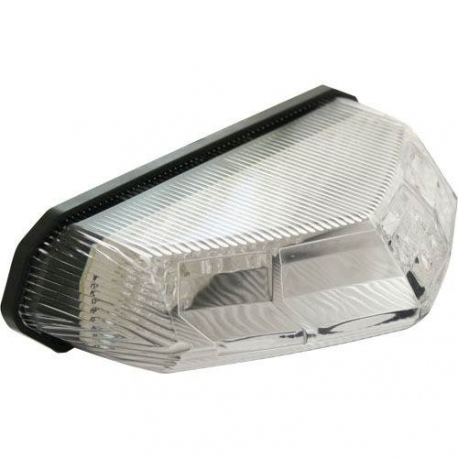 Tail / rear light Derbi Senda leds with stop light and winkers