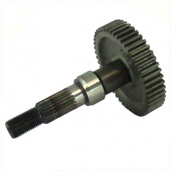 Rear wheel axle for Sym Mio