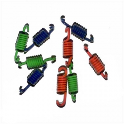 Set of 9 clutch spring for Peugeot / Piaggio