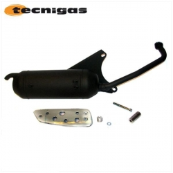 Tecnigas Silent Pro exhaust for Sym Mio 50cc