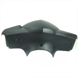 Handle bar cover black mat for Kymco Agility