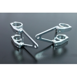Headlight support aluminium CNC Kepspeed