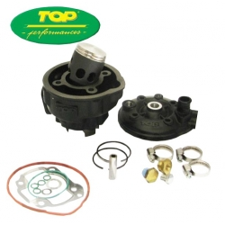 Cylinder kit Top Performances Nitro, Aerox, Aprilia SR - Black trophy 70cc 9931310