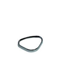 Chrome replacement ring and glass for speedo Dax/Skyteam