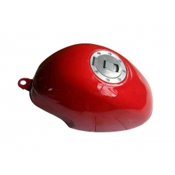 Fuel tank red for Pbr