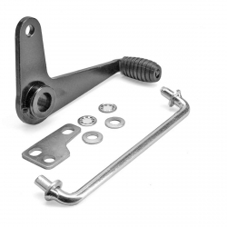 Launcher pedal for Peugeot 103