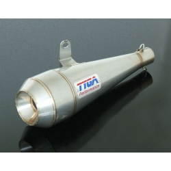 "Silencer stainless Motogp style "" Maggot "" Tyga for Honda MSX 125"