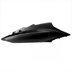 Rear right fairing mat black for Kymco Agility duoseat