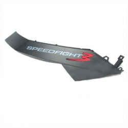 Under seat cover left for Peugeot Speedfight 3