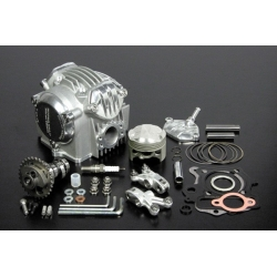 Super-Head 4V+R Takegawa 88cc decompressor cylinder kit