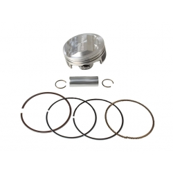 Piston kit Takegawa Superhead 4V + R 138cc S-cut SOHC 01-02-6022