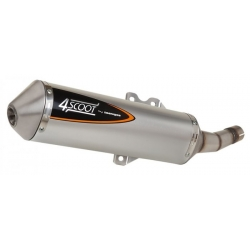 Exhaust / Slip on Tecnigas 4Road Sym GTS 125