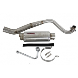 Exhaust Stainless steel Kepspeed GP1 short