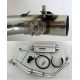 Exhaust Kepspeed down GP-1 stainless steel sound adjust