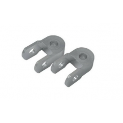 Bracket for shockabsorbers 30mm Dax / Monkey grey