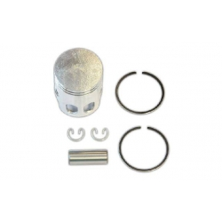 Piston kit Ø47mm pin Ø12mm for CPI / Keeway / Generic / Neco kit 70cc