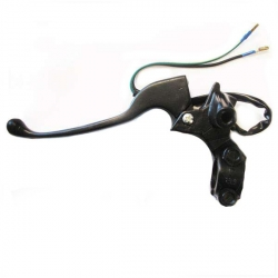 Rear brake lever complete for kymco Agility