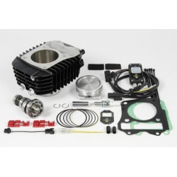 Hyper S-Stage Bore up kit Takegawa 181cc voor Honda MSX / Grom 125 comp.