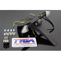 Support de plaque Tyga Honda MSX / Grom 125
