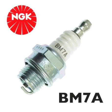 Bougie NGK : BM7A short : special for Pocket Bike