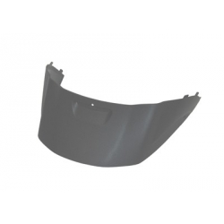 Underseat cover black for Piaggio Zip 2000