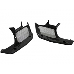 Grilles frontales carbone Honda MSX / Grom 125