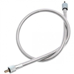 Tachometer cable inox for Kitaco tacho 650mm