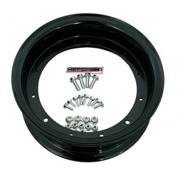 Rim Kepspeed black 10 x 4.00 inch for Dax