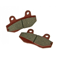Front brake pads Lucas for Peugeot Speedfight 3