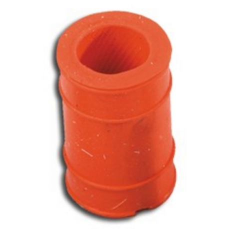 Universal Rubber tube for exhaust and silencer fitting - different colors
