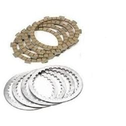 Set of 5 clutch discs for YX - Lifan 125 - 140 -150 and 160 cc