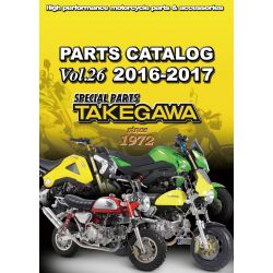Catalogue Takegawa Vol.26 2016-2017