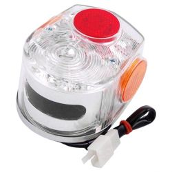 Taillight clear lens leds for Honda Dax ST50 Shift-Up