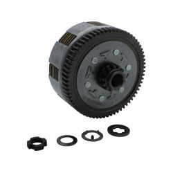 Complete clutch Daytona Anima with forged sprocket