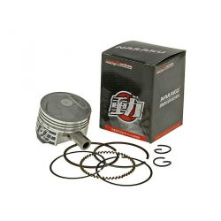 Piston kit Naraku 42 mm Sym Mio Orbit - Peugeot Tweet Kisbee Speedfight 3 for 65cc kit