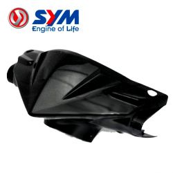 Handle bar front cover SYM ORBIT 2 - Black