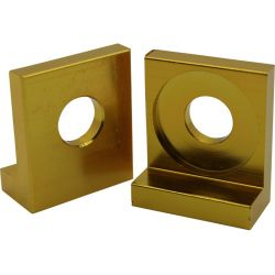 CNC Chain adjuster - gold