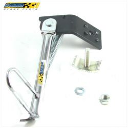 Side stand Gilera Runner chrome plated