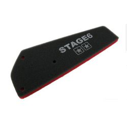 Stage 6 doubble layer air filter for chinese scooter with GY6 50cc engine