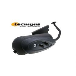 Exhaust Kymco Super 8 - People - Like 125cc 4 stroke by Tecnigas