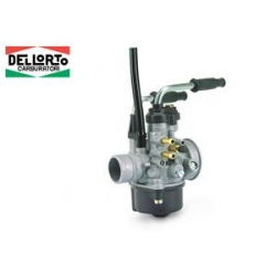 carburateur dellorto PHVa 17.5 mm voor kabelchoke