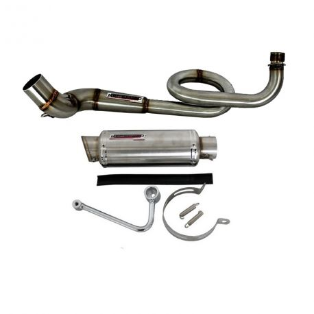 Exhaust Kepspeed Twisting GP1